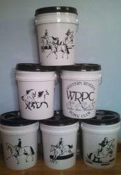 All buckets